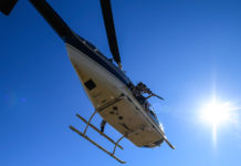 Helicopter Hunting - A shooting experience like no other.