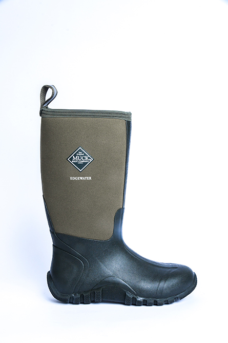 fully loaded Muck Boot Edgewater