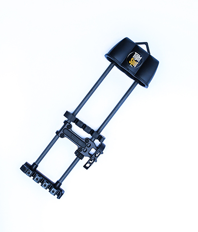 fully loaded Tight Spot Quiver