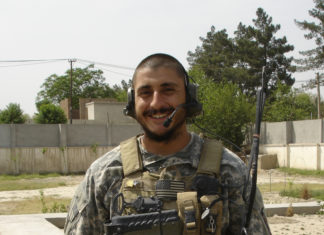 The Global War on Terrorism Memorial Foundation feature