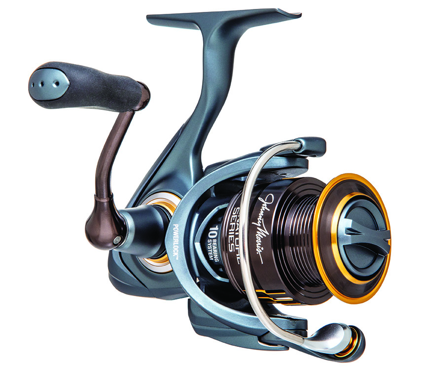 Johnny Morris Signature Series Spinning Reel The Lunker List: Fishing Gear You Should Buy this Spring