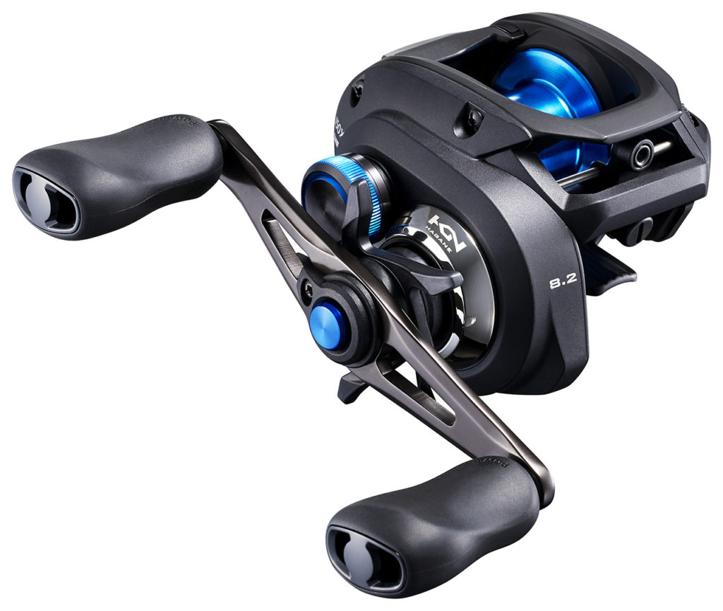 Shimano SLX DC Baitcast Reel The Lunker List: Fishing Gear You Should Buy this Spring