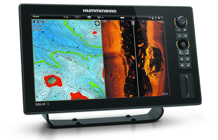 SOLIX® 12 CHIRP MSI GPS G2 The Lunker List: Fishing Gear You Should Buy this Spring