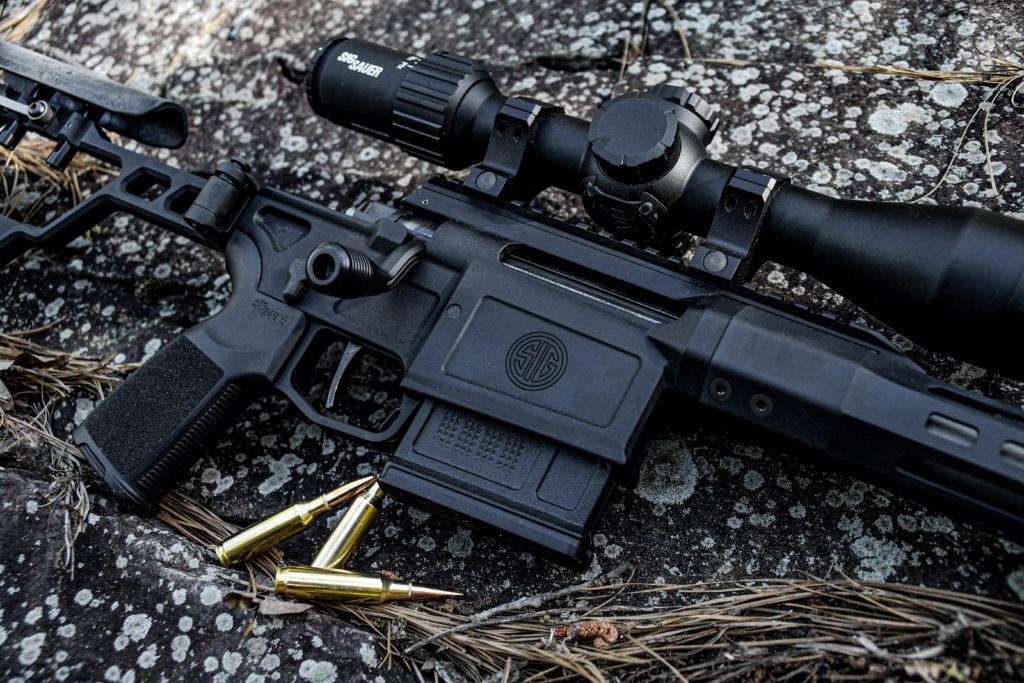 Sig Sauer Cross hybrid hunting precision rifle