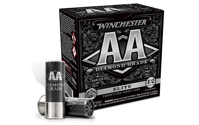 Winchester 12 gauge shotgun shells AA Diamond Grade